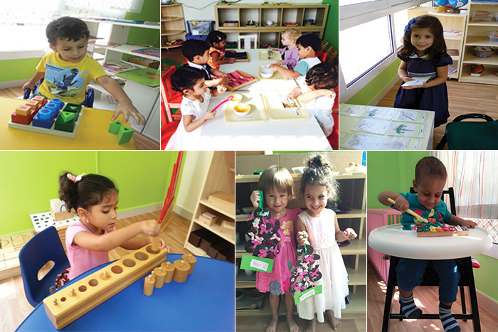 Is A Montessori Education Right For Your Nursery School Aged Child