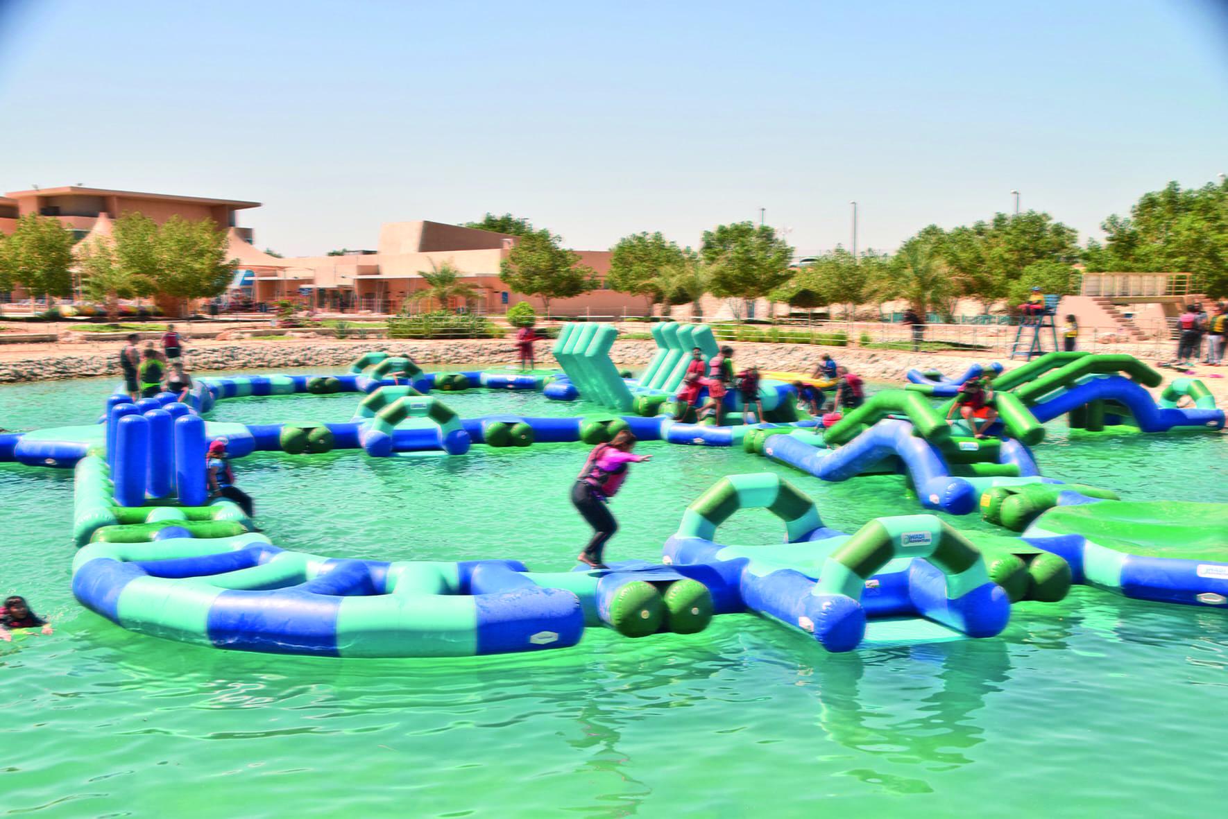 Yalla Abu Dhabi Win A Family Pass For Wadi Adventure