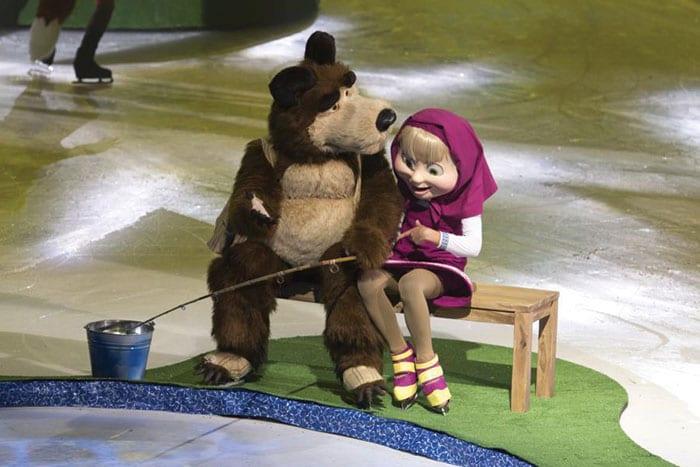Masha-and-the-Bear-on-Ice