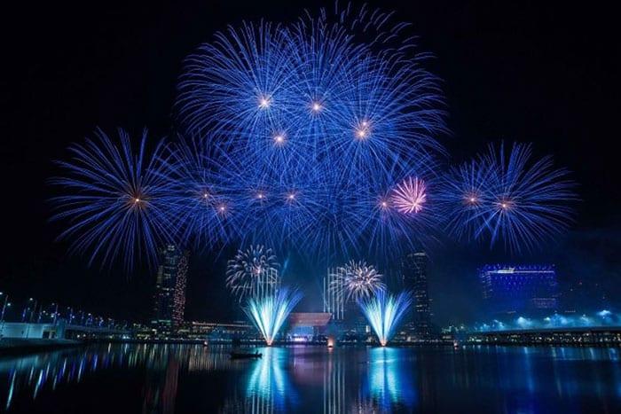 Yalla Abu Dhabi New Year S Eve At Al Maryah Island