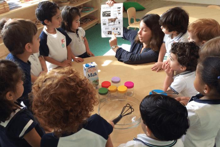 Yalla Abu Dhabi Childrens House Montessori Nursery Family Guide