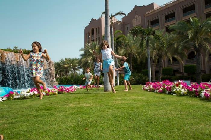 Emirates Palace Summer Camp