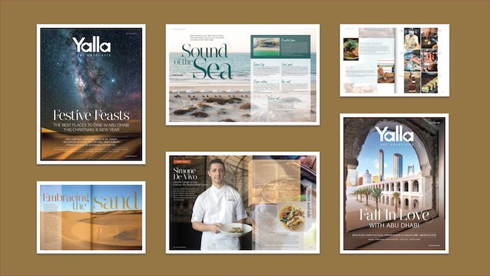 Yalla -- Abu Dhabi Life Magazine