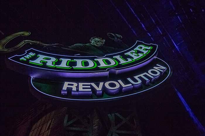 Riddler's Revolution