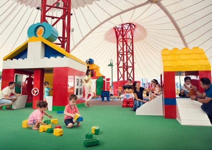 Fun for the young ones at Dubai Parks and Resorts