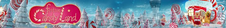 Festive Candy Land