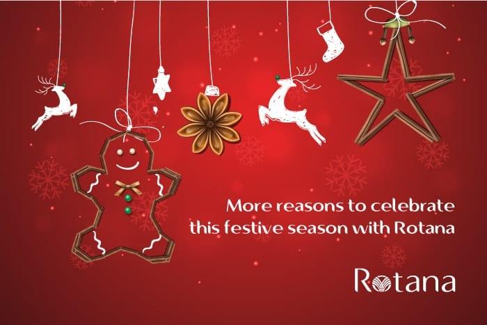 Rotana Magical Season gingerbread