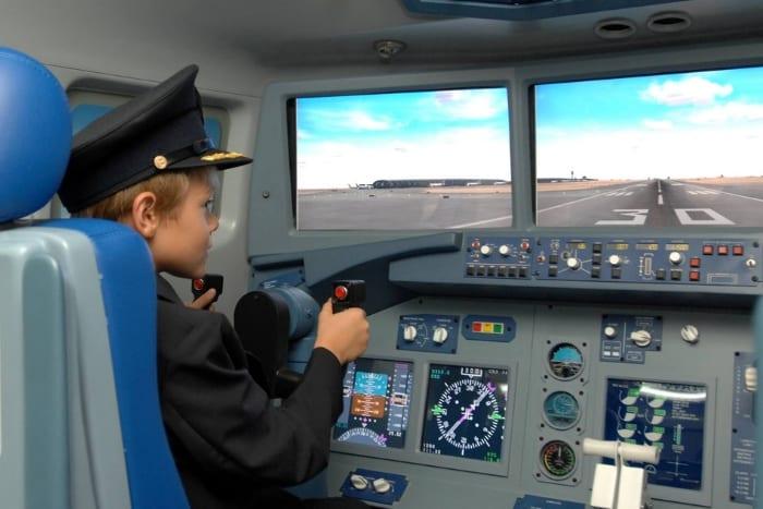 kidzania airlines abu dhabi