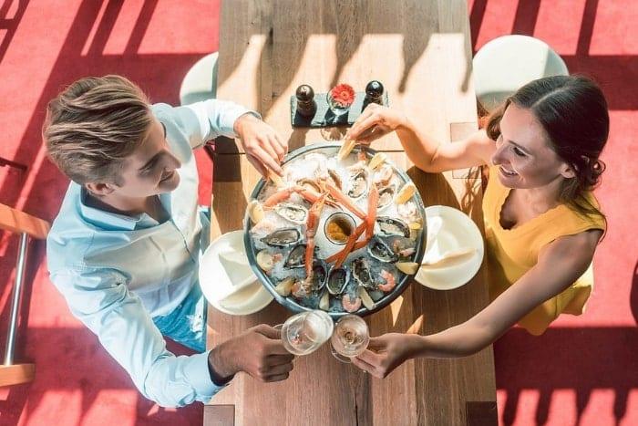 seafood & music festival yas marina