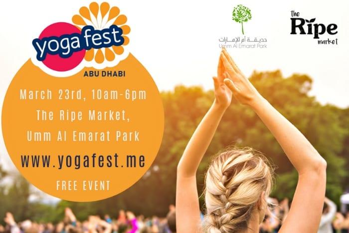 Yoga Fest Umm Al Emarat