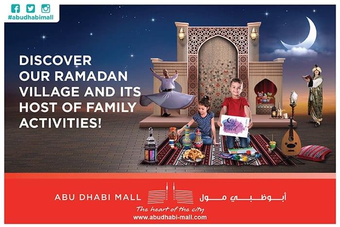 Abu Dhabi Mall Ramadan