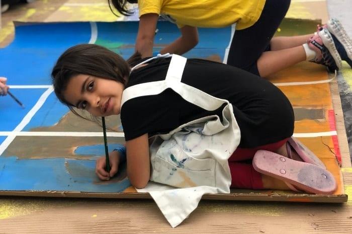 Art Studio kids camp