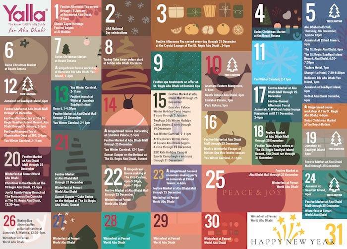 Yalla Advent Calendar