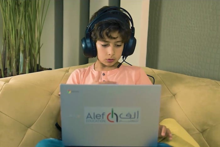 Alef Education distance learning