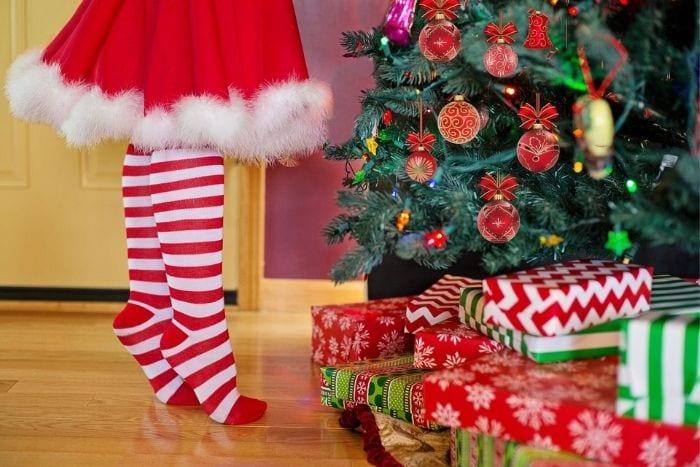 CHRISTMAS TREE ABU DHABI