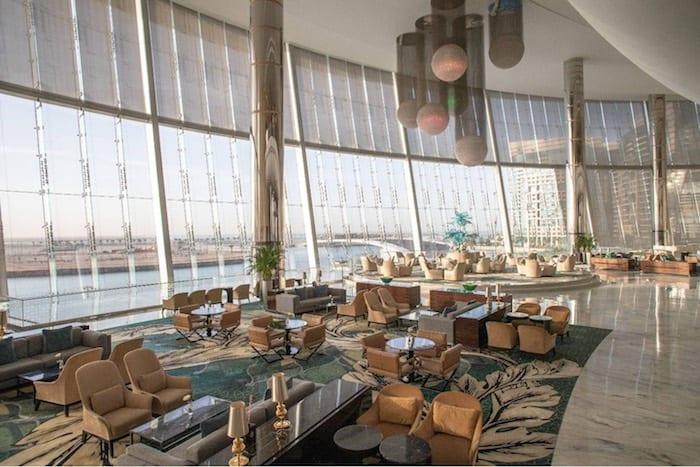 Lobby Lounge, Conrad Abu Dhabi Etihad Towers