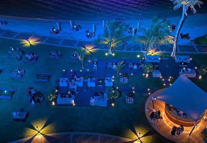 The Garden by Bay View at Beach Rotana Abu Dhabi