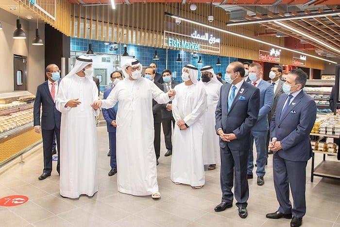 New Lulu store in Abu Dhabi